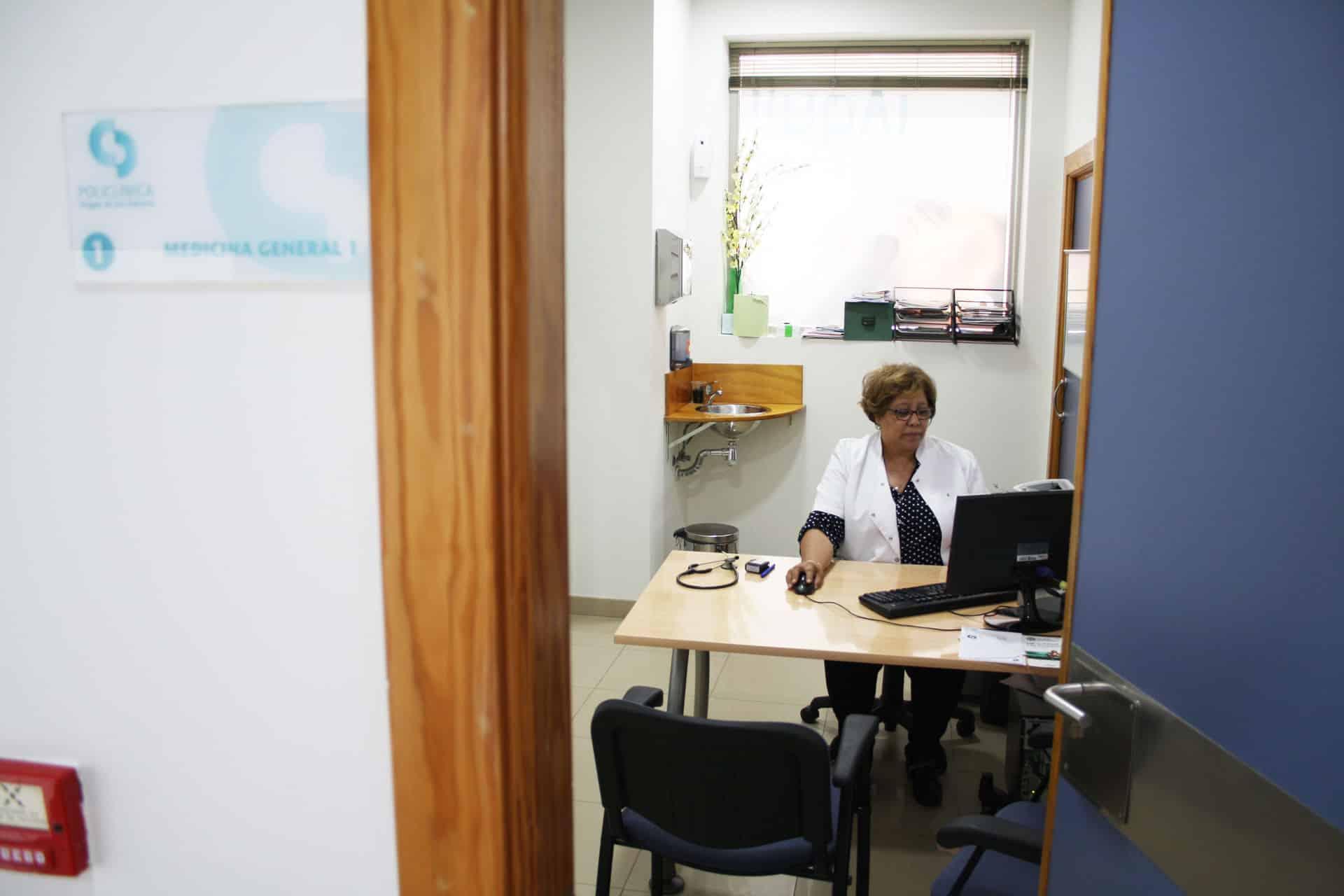 Profesionales</br>de la Salud